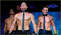 Channing Tatum Porn matt bomer channing tatum shirtless magic mike still movies