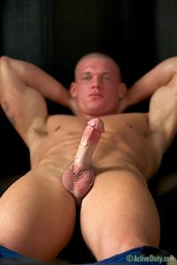 big cock gay porn Pictures active duty tanner muscle marine jerking his mushroom head cock amateur gay porn semper real