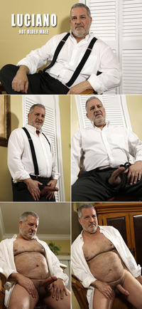 big daddy gay porn Pics collages hotoldermale luciano bellied grey haired daddy hot older male