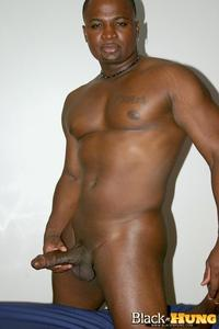 big dick black gay porn black hung total package muscle thug jerking his thick cock amateur gay porn category