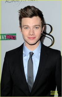 Chris Colfer Gay Nude colfer chris darren criss red carpet performance photo gallery