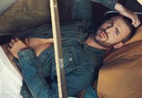 Chris Evans Gay Nude chris evans norman jean roy details magazine sexy pictures are obviously