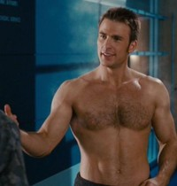 Chris Evans Gay Nude happy birthday chris evans heres shirtless pics