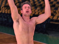 Chris Evans Porn chris evans shirtless whats number