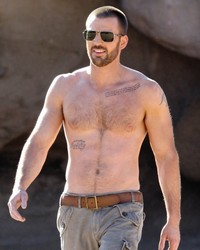Chris Evans Porn chris evans shirtless details mag