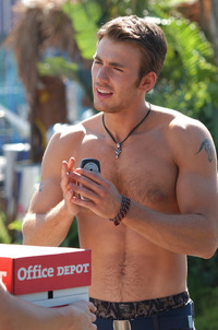 Chris Evans Porn chris evans hollywood film actor model