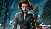 Chris Evans Porn avegners black widow captain america set photos reveal evans johansson
