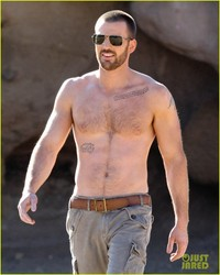 Chris Evans Porn evans shirtless chris evan details magazine guy