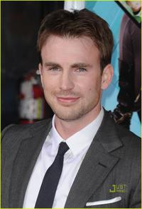 Chris Evans Porn photos chris evans losers premiere gallery