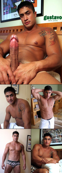 big dick Latino men collages latinjocks hung latin jock gustavo hunk his long cock