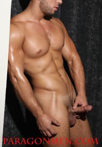 big dick muscle hunk hung muscle hunk dna model jordan santelli jacks off his cock shower paragon men mid black natural boobs boyfriend touched rachael ray