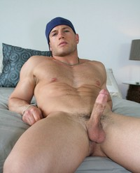 big dick muscle hunk hung muscle hunk chip maddox jacks off his cock man avenue hunks uncut