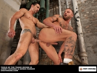 big dick muscle hunk hairy tattooed hunk derek parker fucked jimmy durano hothouse ripped muscle bodybuilder strips naked strokes his hard cock torrent photo gay porn star josh griffin jacks off