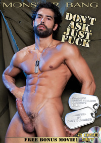 Chris Porter Porn dont ask fuck raging stallion dvd cover