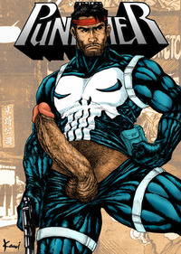big dicks gay sex kamui jack erotic art gay muscular comic book huge cocks fantasy dicks masculine men muscles drawn