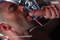 Christian Wilde Porn naked sword christian wilde fucks jake genesis