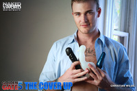 Christian Wilde Porn nsv coverup christian wilde starts exploring his