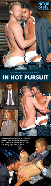 Christopher Daniels Porn collages sexinsuits vito gallo christopher daniels suits gay porn