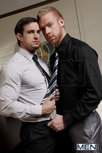 Christopher Daniels Porn men unqualified phenix saint christopher daniels gay office porn photo