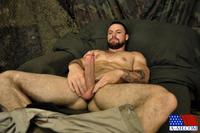 big gay porn cock all american heroes sergeant miles army guy jerking off cock fingering ass amateur gay porn happy veterans day straight jerks his thick