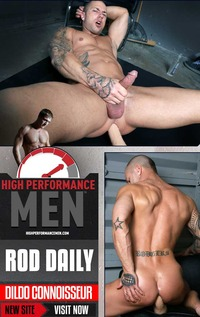 big guy gay porn rod daily muscled dildo solo gay porn