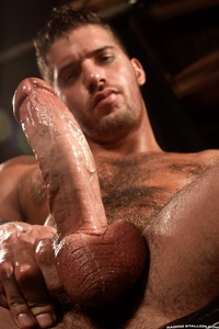 big hairy gay porn roderick fucks tyler wolf heretic film from gay porn studio raging stallion cock doodle boomer banks totally humongous inch schlong