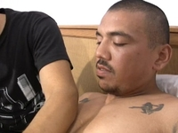 big Latino guys watch latino guys suck each fuck raw
