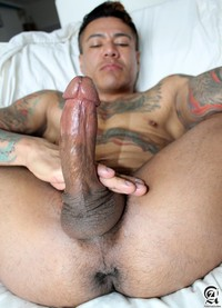 big Latino guys alternative guys