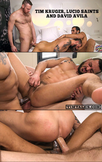 big men cocks collages timtales tim kruger lucio saints david avila cocks his ass
