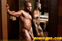 big muscle hunk xmht pics mar jamel jamero powermen muscle hunk black cock home log