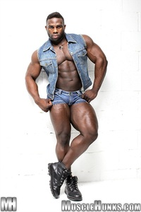 big muscle hunk naked black muscle man aden taylor ripped hunk strips strokes his hard cock hunks photo bodybuilder