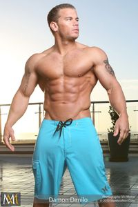 big muscle hunk horse hung muscle hunk damon danilo jacks off his cock manifest men mid