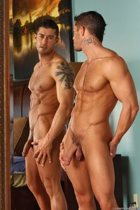 CODY CUMMINGS Porn muscle stud cody cummings strips naked strokes his hard cock sensuous indulgence from next door studios pic page