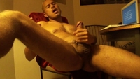 big uncut Latino dick video