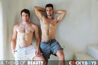Colby Keller Porn colby keller gabriel clark double penetrate phoenix thing beauty gay porn cocky boys threes company