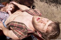 Colby Keller Porn eyecandy raging stallion cowboys part colby keller