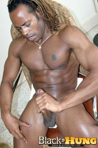 black cock gay porn blacknhung marlone starr hung black guy jerking his cock amateur gay porn muscle hunk jerks