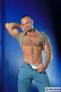 Collin O'Neal Porn hung hairy muscle hunk collin oneal gets nasty cut chase manhunt more hot house pic flashback