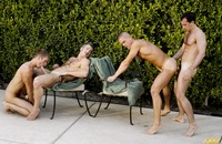Colton Ford Porn afa caee four hot muscle guys jerek aaron parker colton ford travis reed fucking