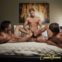 Corbin Fisher's Connor Porn corbin fisher aiden connor trey six shooter threesome loads bareback raw gay porn muscle jocks smooth young men cum horny xxx action