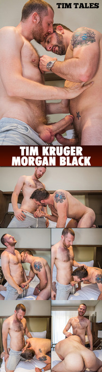 black gay hairy porn collages timtales tim kruger morgan black fucks