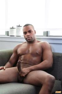 black gay male porn next door ebony jayden stone black muscle guy jerking uncut cock amateur gay porn hunk his