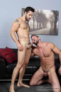 Dean Monroe Porn muscular gay studs dean monroe kyle king trade blow jobs fuck waiting sucks cock sure men pic