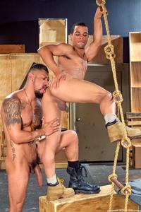 black gay men big dick raging stallion boomer banks trelino huge uncut cock fucking black ass amateur gay porn young guy takes butt