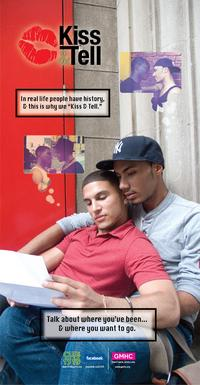 black gay men sex Pics gmhc urges gay men color kiss
