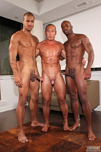 black gay porn galleries black gay threesome race cooper ass fucks rob lee kiern duecan next door ebony photo category