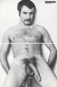 Dick Fisk Porn wiley myles longue honcho magazine colt falcon well hung eleven ten inch dick mustache pornstache gay porn star vintage retro hairy cock huge