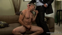 black gay porn male morgan black fucks dominic sol men play white collar suit