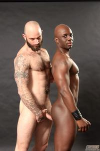 black gay porn Pictures next door ebony sam swift jay black interracial white guy fucking amateur gay porn