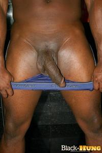 black gay thugs porn black hung total package muscle thug jerking his thick cock amateur gay porn category